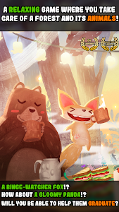 screenshot of Animal Forest : Fuzzy Seasons version 177