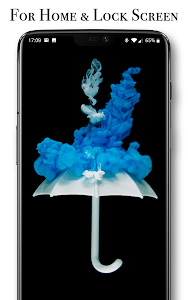 screenshot of Live Wallpapers & Backgrounds HD/3D AMOLED--GRUBL™ version 1.6.6