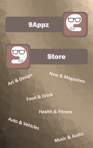 screenshot of 9Appz Store Market 2017 version 1.0