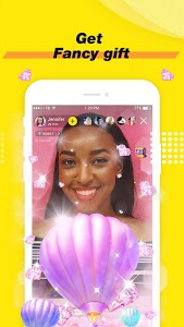 screenshot of Frill Live-Live Stream, Make Friends, Video Chat version 1.1.10