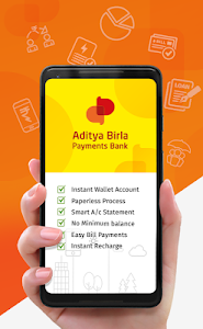 screenshot of ABPB - Mobile Banking, Recharge & Bill Payments version 5.2.0