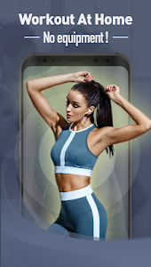 screenshot of ABS Workout - Home Workout, Tabata, HIIT version 2.7