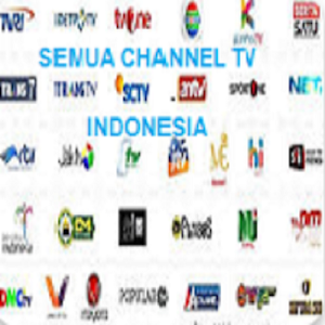 screenshot of ALL CHANNEL TV INDONESIA version 8.0.0
