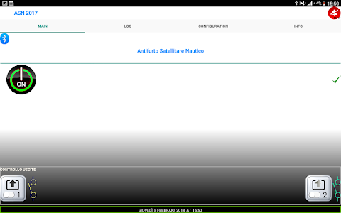 screenshot of ASN version 12.1.1