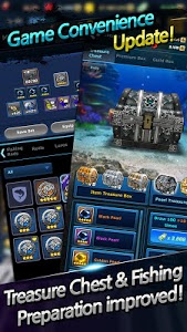 screenshot of Ace Fishing: Wild Catch version 5.4.3