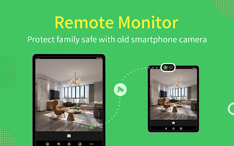 screenshot of AirMirror: Remote support & Remote control devices version 1.0.5.0