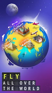 screenshot of Airport City: Airline Tycoon version 5.4.16