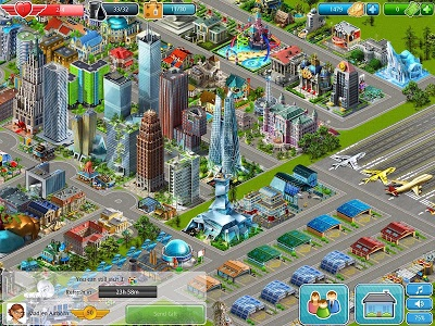 screenshot of Airport City version 4.10.10