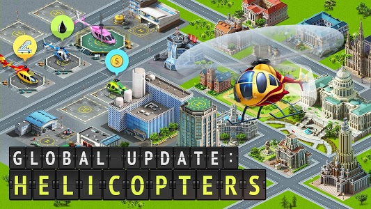 screenshot of Airport City: Airline Tycoon version 6.6.23