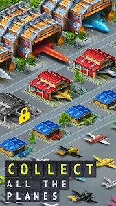 screenshot of Airport City: Airline Tycoon version 5.4.18