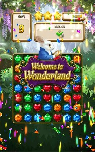 screenshot of Alice in Puzzleland version 2.1.2