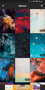screenshot of Samsung Galaxy HD Wallpapers version 1.2