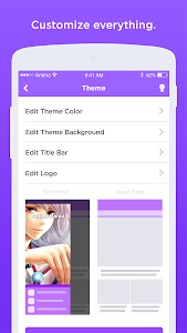 screenshot of Amino Creator and Manager: ACM version 1.10.22701