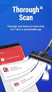 screenshot of Antivirus Free - Virus Cleaner version 8.8.68.00