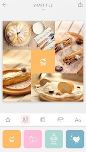 screenshot of April - Camera360 cute Layout and Template version 2.5.7