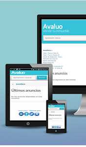 screenshot of Avaluo version 1.0