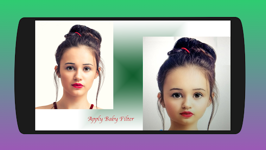 screenshot of Baby Filter : Baby Photo version 5.0