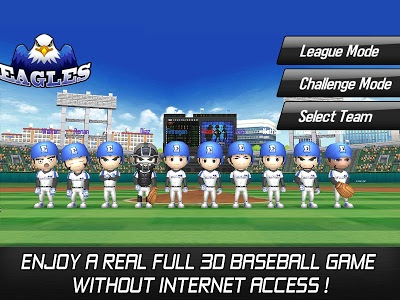 screenshot of Baseball Star version 1.6.0