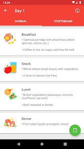screenshot of Lose Weight In 21 Days - Home Fitness Workout version 1.2.1.9