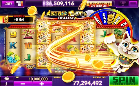screenshot of Big Bonus Slots - Free Las Vegas Casino Slot Game version 1.65.3