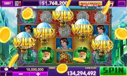 screenshot of Big Bonus Slots - Free Las Vegas Casino Slot Game version 1.62.0