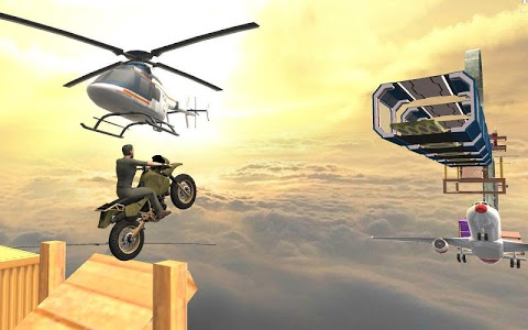screenshot of Stunt Bike Games Freestyle Tricks Racing version 1.3.6