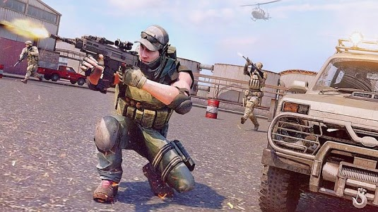 screenshot of Special Ops Strike - Action Games 2020 version 1.0.2