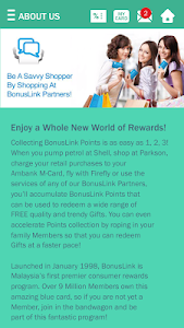 screenshot of BonusLink –Lifestyle & Loyalty version 2.07