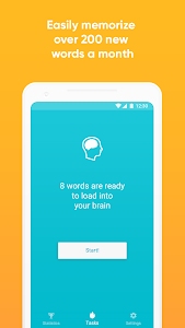 screenshot of Bright – English for beginners version 1.0.20