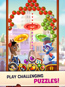 screenshot of Bubble Island 2 - Pop Shooter & Puzzle Game version 1.58.3