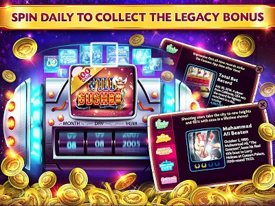 screenshot of Caesars Slots: Free Slot Machines and Casino Games version 2.73.2