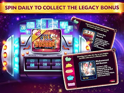 screenshot of Caesars Slots: Free Slot Machines and Casino Games version 2.77.1
