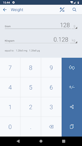 screenshot of Calculator Pro – Take Photo to Get Math Answers version 2.4.2