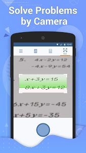 screenshot of Calculator Pro – Get Math Answers by Camera version 1.5.1