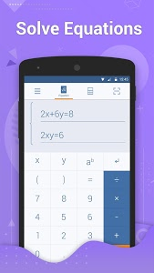 screenshot of Calculator Pro – Get Math Answers by Camera version 1.1.6