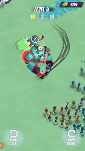 screenshot of Cars VS. Zombies version 1.0.6.1003