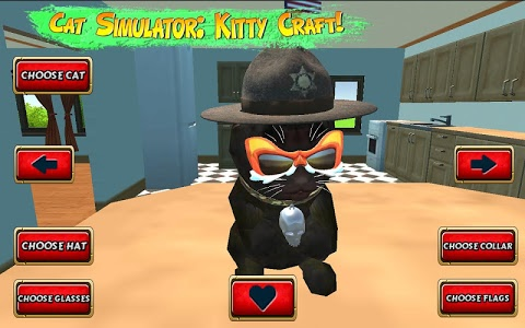 screenshot of Cat Simulator : Kitty Craft version 1.041