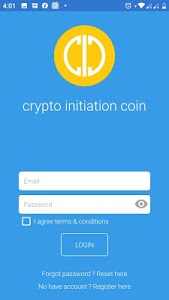 screenshot of Cicoin version 1.1.3