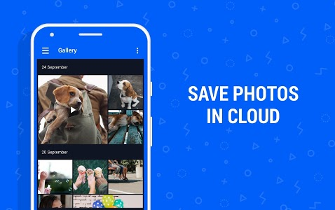 screenshot of Cloud Mail.Ru: Keep your photos safe version 3.14.13.8492