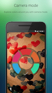 screenshot of Color Harmony version 2.11