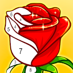 Cover Image of Download ColorPlanet® Paint by Number, Free Puzzle Games 1.1.14 APK