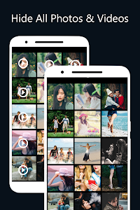 screenshot of Compass Gallery Vault - Hide Photos & Videos version 1.0.4