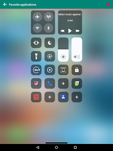 screenshot of Control Center IOS 13 - Screen Recorder version 2.1.3