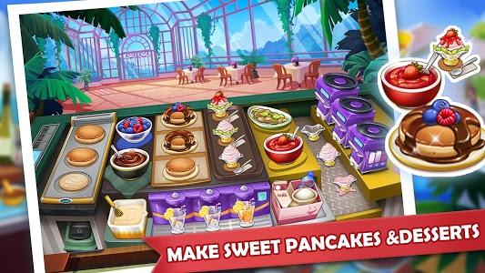 screenshot of Cooking Madness - A Chef's Restaurant Games version 1.6.6