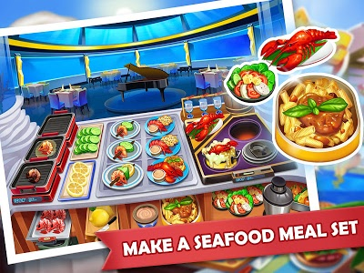 screenshot of Cooking Madness - A Chef's Restaurant Games version 1.1.7