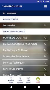 screenshot of Coutras, ma ville. version 2.2