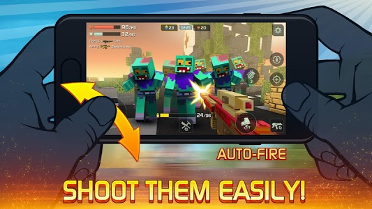 screenshot of Craft Shooting - no rules in war for survival! version 4.8.308