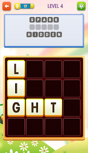screenshot of Crossword Puzzle Free 2019 - New Word Connect version 1.0