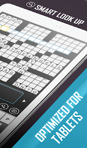 screenshot of Crossword Puzzle Free version 1.3.8.3