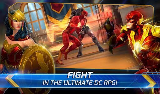 screenshot of DC Legends: Battle for Justice version 1.24.2